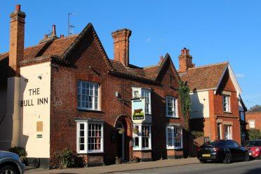 The Bull Inn, High Street, Cavendish