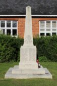 War Memorial, Stoke-by-Clare