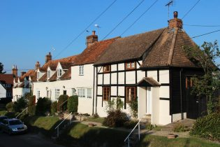 Cottages, Newbury Road, East Hendred