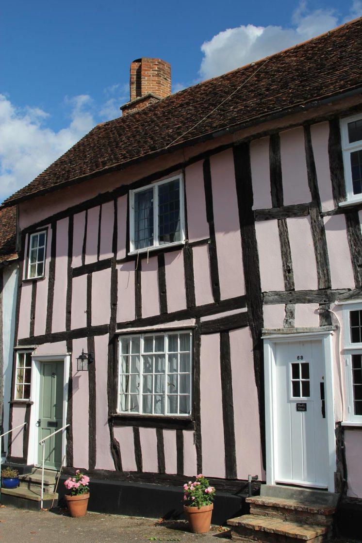 Derek's Cottage, High Street, Lavenham