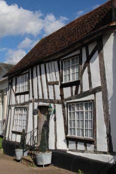 Hedgehog Cottage, High Street, Lavenham