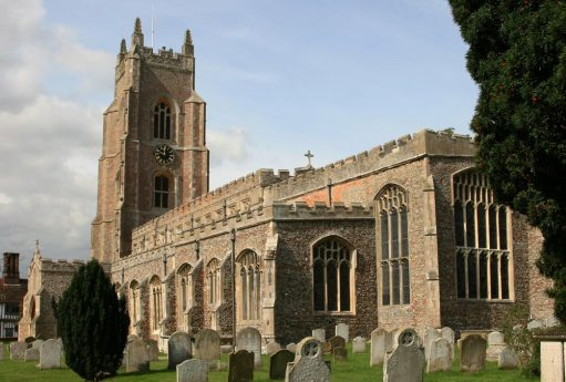 St. Mary's Church, Stoke-by-Nayland
