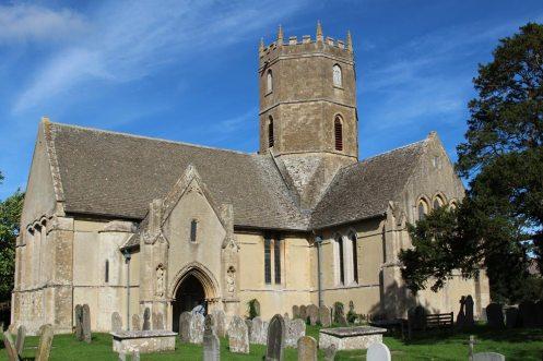 St. Mary's Church, Uffington