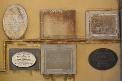 Thatcher Family Memorials, St. Mary's Church, Uffington