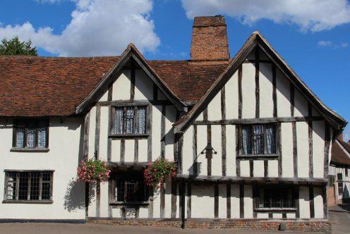The Swan Hotel, High Street, Lavenham