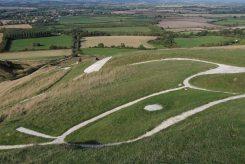 Uffington White Horse, White Horse Hill
