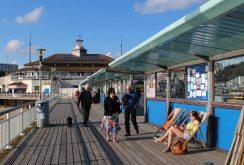 Bournemouth Pier, Bournemouth