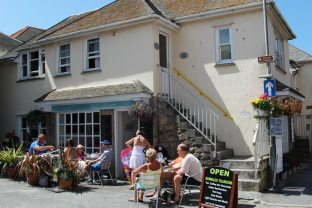 Bumbles Tea Room, The Digey, St. Ives