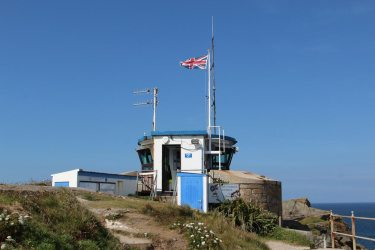 Coastwatch Station, The Island, St. Ives