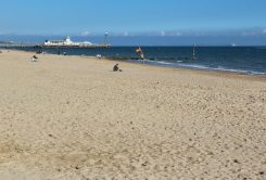 Durley Chine Beach, Bournemouth