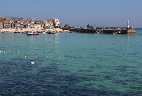 Smeaton's Pier and Harbour, St. Ives