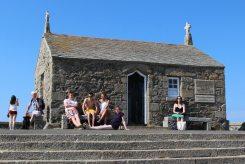 St. Nicholas Chapel, The Island, St. Ives