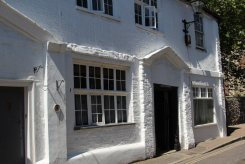 The Old Town Gaol, St. Peter's Street, Sandwich
