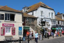 The Rum and Crab Shack, Wharf Road, St. Ives