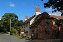 Cottages, Botolph Claydon