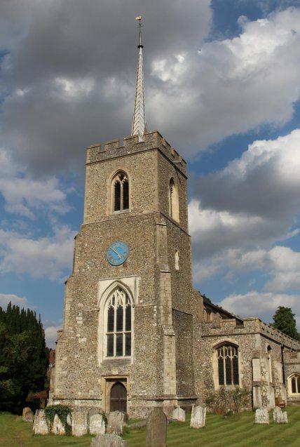 St. Andrew's Church, Much Hadham