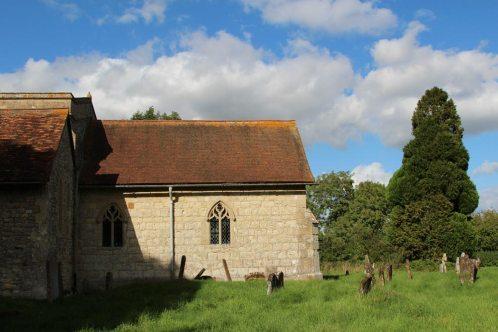 St. Mary's Church, East Claydon