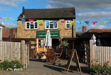 The George and Dragon Coffee Shop and Tea Room, Quainton