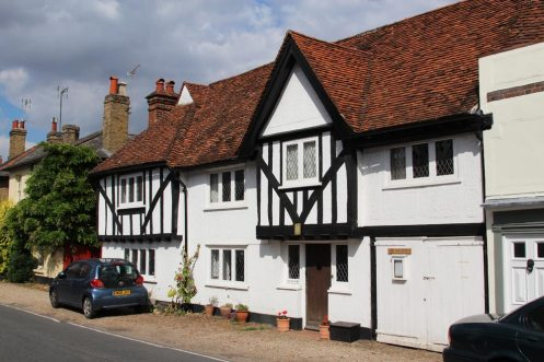 The Rectory, Much Hadham