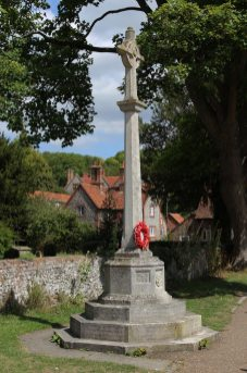 War Memorial, Hambleden