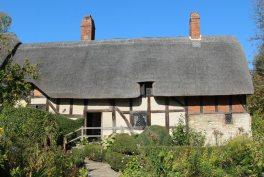 Anne Hathaway's Cottage, Shottery, Stratford-upon-Avon