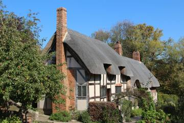 Anne Hathaway's Cottage, Shottery, Stratford-upon-Avon
