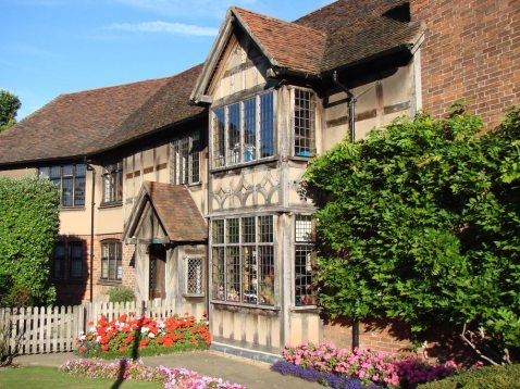 The Shakespeare Gift Shop, Shakespeare's Birthplace, Stratford-upon-Avon