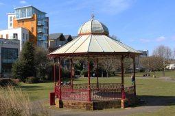 Bandstand, Victoria Park, Newbury