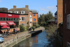 Kennet and Avon Canal, Newbury