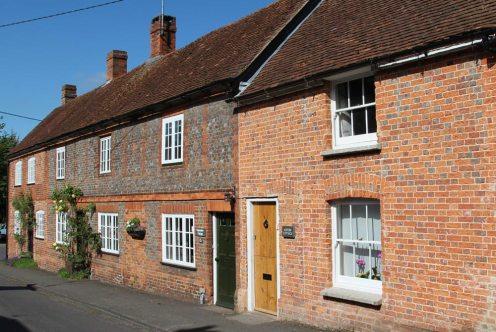 Cottages, Church Street, Kintbury
