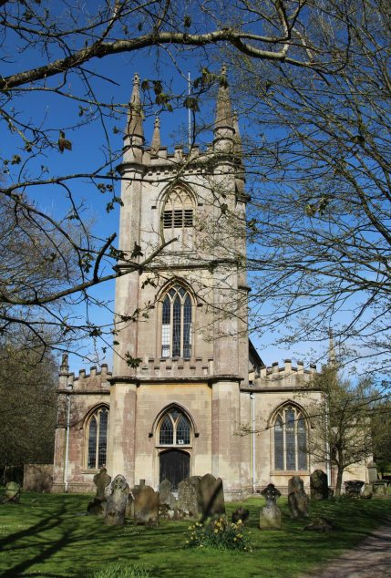 St. Lawrence Church, Hungerford