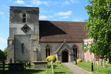 St. Mary's Church, Kintbury