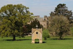 Dovecote and Chastleton House, Chastleton