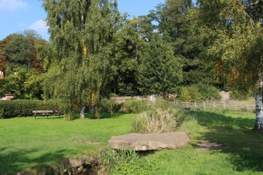 River Misbourne, Chalfont St. Giles