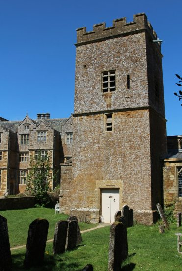 St. Mary's Church and Chastleton House, Chastleton