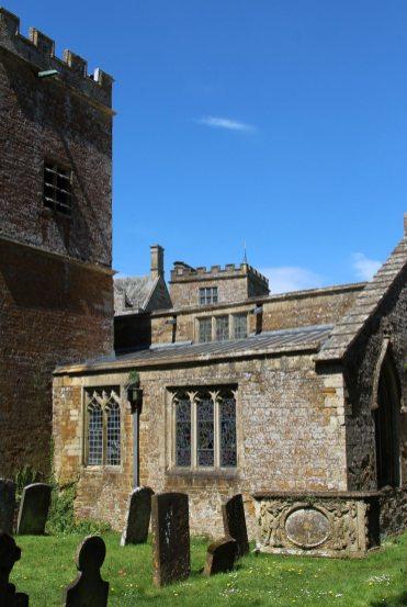 St. Mary's Church, Chastleton