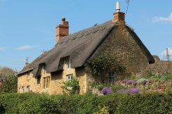 Thatched cottage, Ebrington