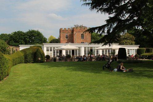 The Tiltyard Cafe, Hampton Court Palace