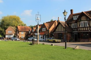 Village Green, Chalfont St. Giles