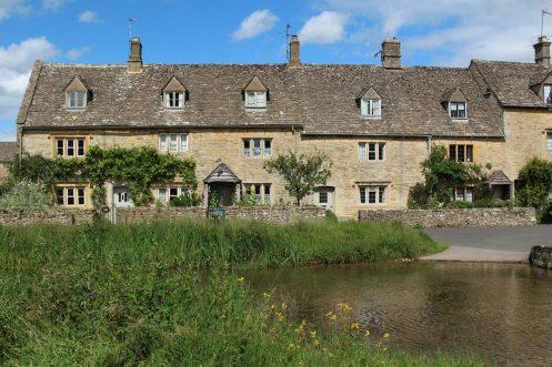 Cottages, Lower Slaughter