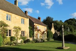 Honeystone Cottage, Jessamine Cottage and Stott Lantern, Stanton