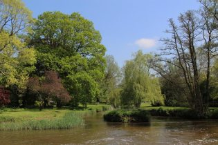 River Wey, The Mill at Elstead, Elstead