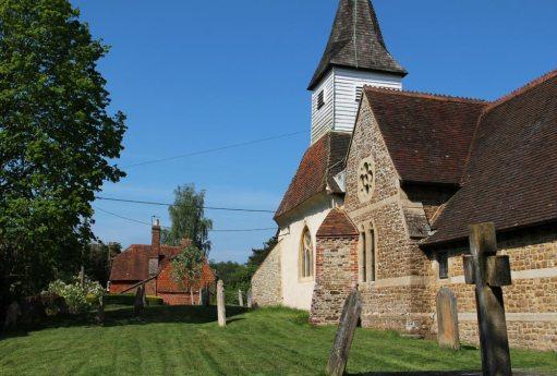 St. James Church, Elstead