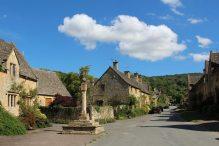 Village Cross, High Street, Stanton