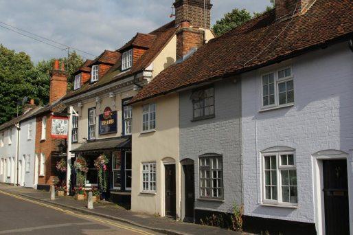 Abbey Street, Farnham
