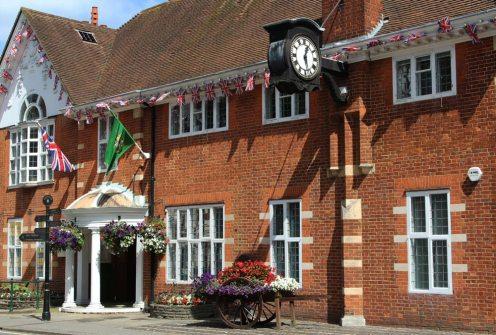 Council Offices, Farnham