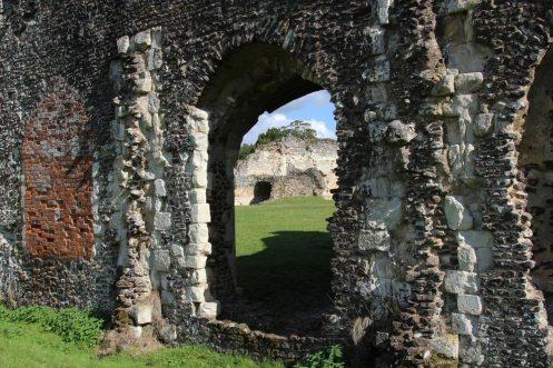 Lay Brothers' Refectory, Waverley Abbey, Farnham