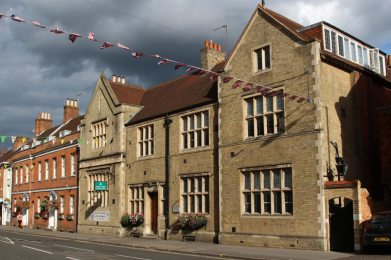 The Old Grammar School, West Street, Farnham