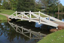 Woollett Bridge, Painshill Park, Cobham