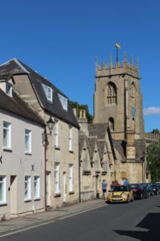 St. Peter's Church, Gloucester Street, Winchcombe